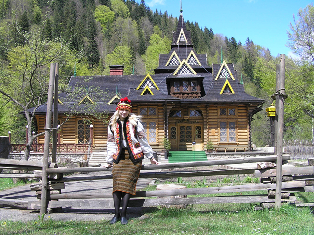 Яремче гірський кліматичний курорт